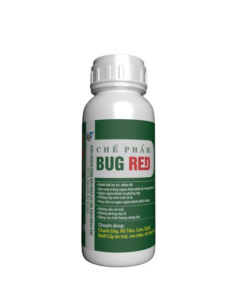 Đặc trị nhện đỏ, bọ trĩ - BUG RED