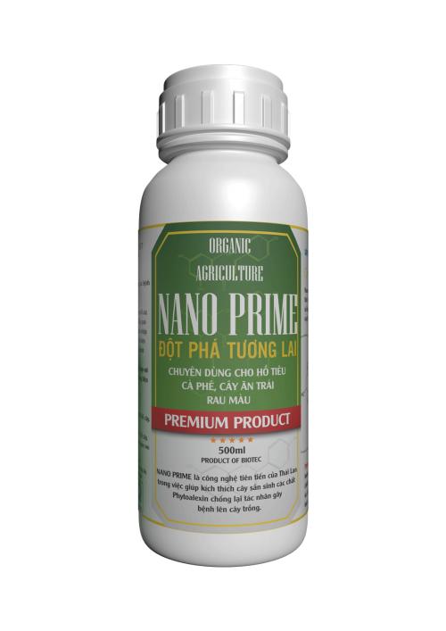 Giúp cây trồng tự kháng bệnh - NANO PRIME
