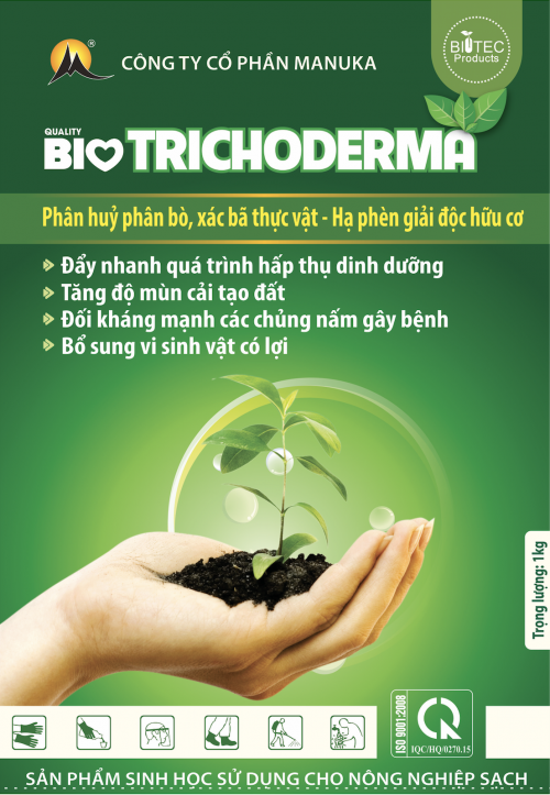 BIOTEC TRICHODERMA