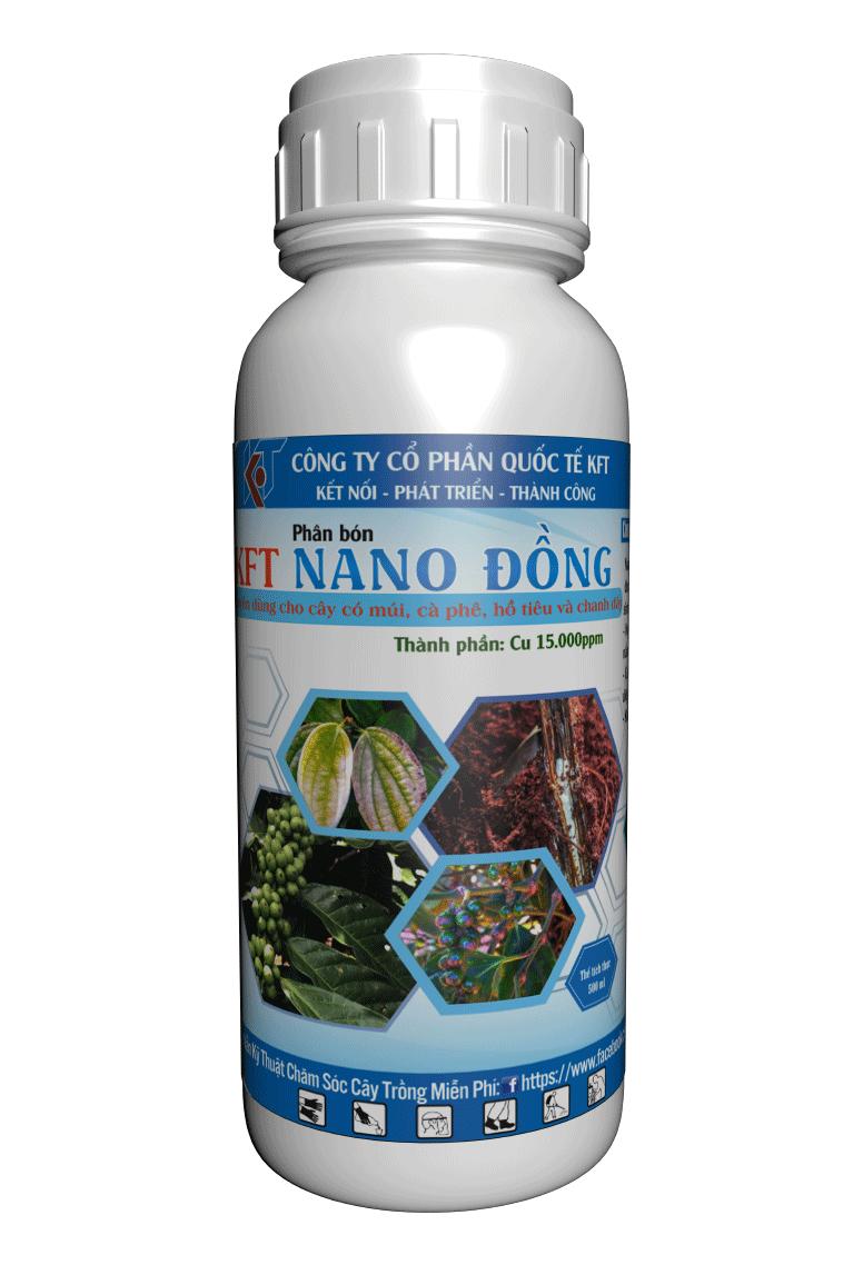 Sát khuẩn, rửa vườn - NANO ĐỒNG